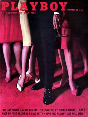 Playboy - October 1961