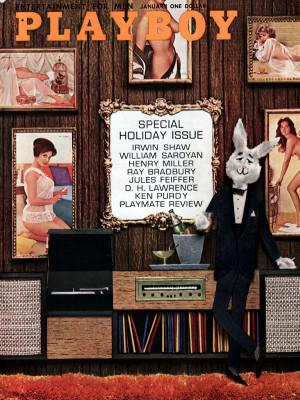 Playboy - January 1962