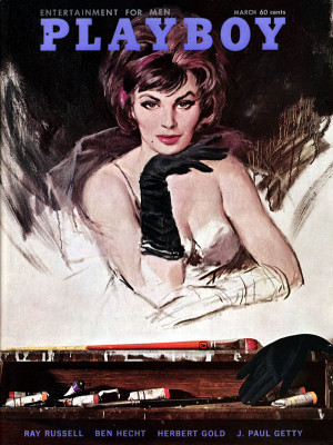 Playboy - March 1962
