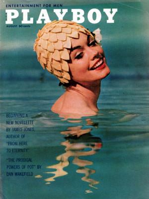 Playboy - August 1962