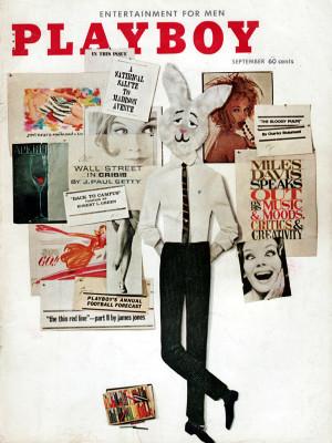 Playboy - September 1962
