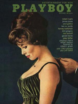 Playboy - October 1962
