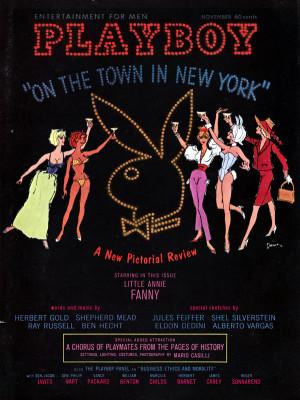 Playboy - November 1962