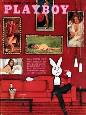 Playboy - January 1963