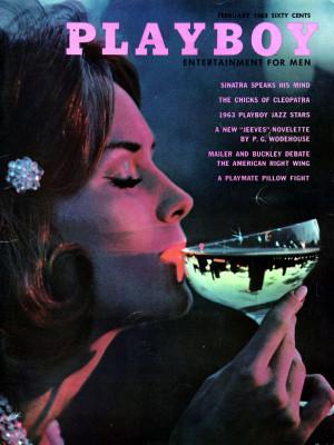 Playboy - February 1963