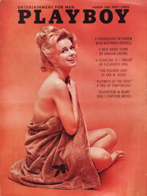Playboy - March 1963