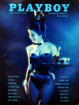 Playboy - April 1963