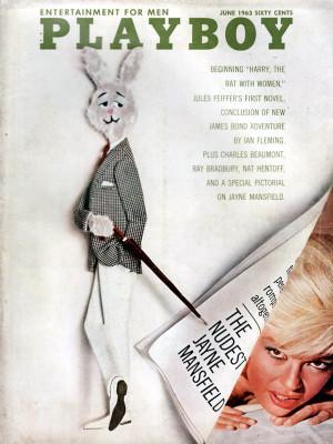Playboy - June 1963