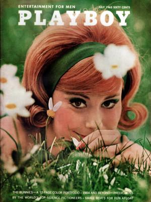 Playboy - July 1963
