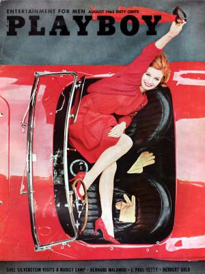Playboy - August 1963