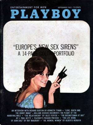 Playboy - September 1963