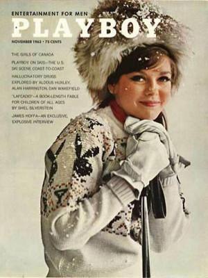 Playboy - November 1963