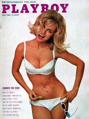 Playboy - July 1964
