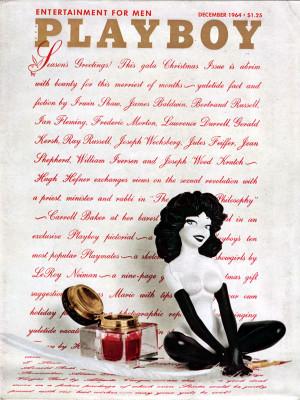 Playboy - December 1964