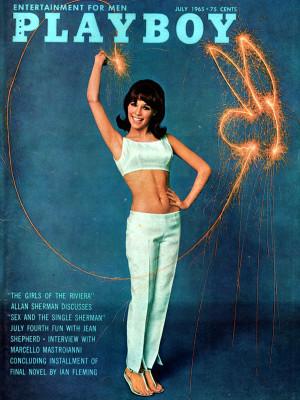 Playboy - July 1965