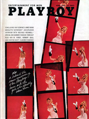 Playboy - April 1966