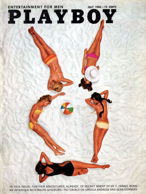 Playboy - July 1966