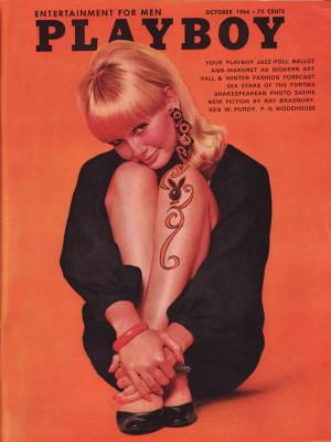 Playboy - October 1966