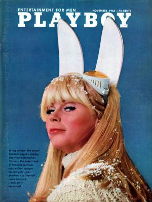 Playboy - November 1966