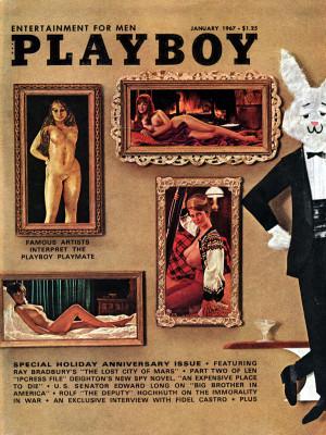 Playboy - January 1967