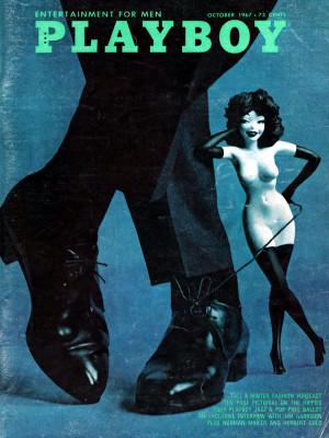 Playboy - October 1967