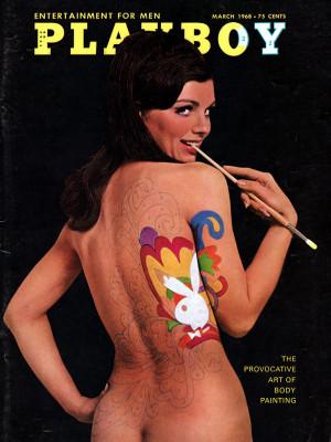 Playboy - March 1968