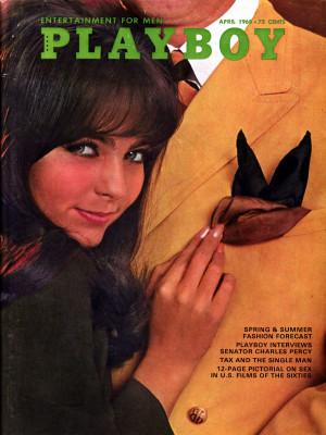 Playboy - April 1968