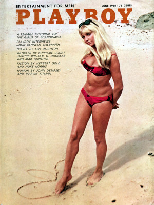 Playboy - June 1968