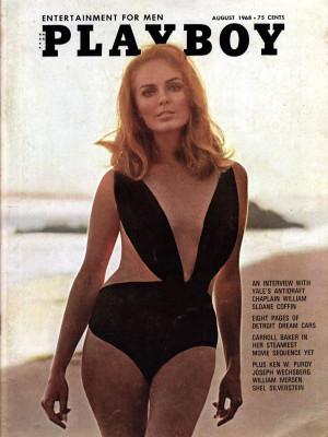Playboy - August 1968