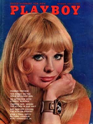Playboy - September 1968