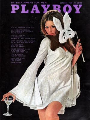 Playboy - October 1968