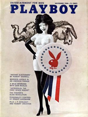 Playboy - November 1968