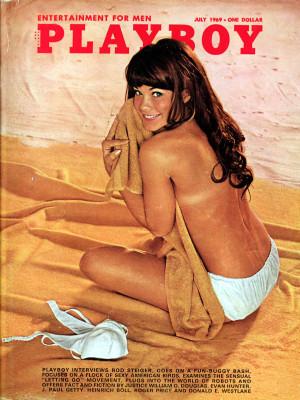 Playboy - July 1969