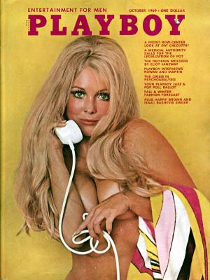 Playboy - October 1969