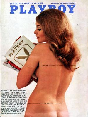 Playboy - February 1970