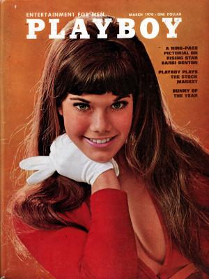 Playboy - March 1970