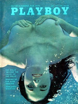 Playboy - July 1970