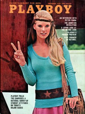 Playboy - September 1970