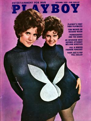 Playboy - October 1970