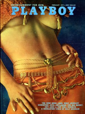 Playboy - February 1971