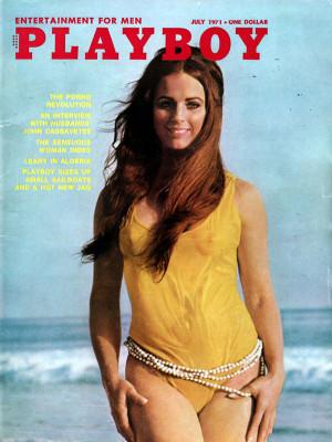 Playboy - July 1971