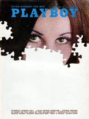 Playboy - September 1971