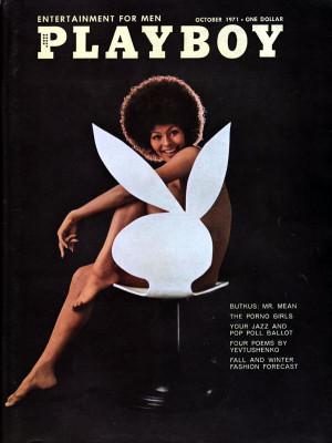 Playboy - October 1971