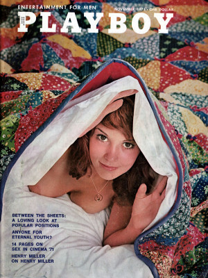 Playboy - November 1971