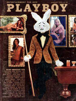 Playboy - January 1972
