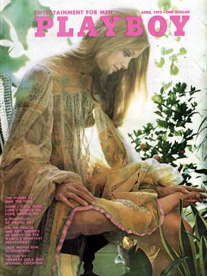 Playboy - April 1972