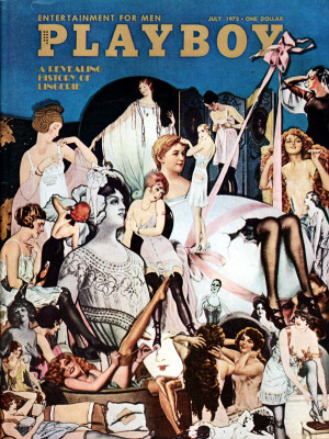 Playboy - July 1972