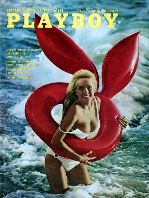 Playboy - August 1972