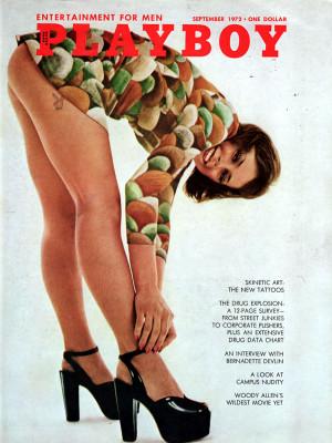 Playboy - September 1972