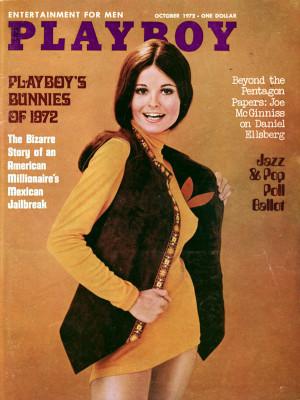 Playboy - October 1972